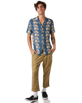 OLIVE MENS CLOTHING RHYTHM PANTS - JAN20M-PA03-OLI