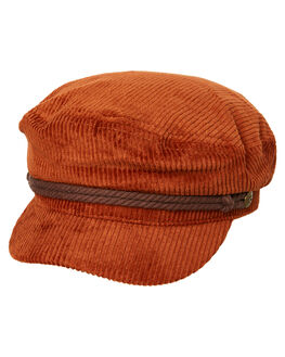 RUST MENS ACCESSORIES BRIXTON HEADWEAR - 00004RUST
