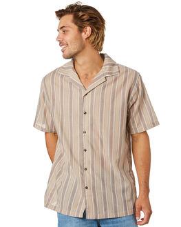 HUMUS MENS CLOTHING RUSTY SHIRTS - WSM0967HMS