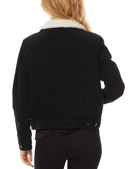BLACK OUTLET WOMENS THE HIDDEN WAY JACKETS - H8172382BLK