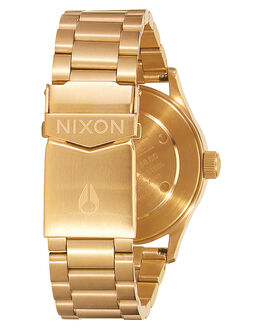 ALL GOLD MENS ACCESSORIES NIXON WATCHES - A450502