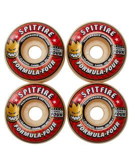 RED SKATE HARDWARE SPITFIRE  - 005016318RED
