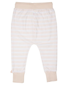 PINK WHITE STRIPE KIDS GIRLS EVES SISTER PANTS - 8034013STR
