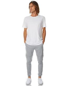 GREY MARLE MENS CLOTHING ACADEMY BRAND PANTS - 17W105GRYM