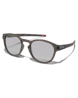 WOODGRAIN PRIZM MENS ACCESSORIES OAKLEY SUNGLASSES - 0OO9265-3853