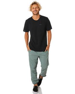 CLAY GREEN MENS CLOTHING HURLEY PANTS - MPT000067034T