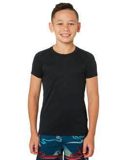BLACK BOARDSPORTS SURF HURLEY BOYS - AO2120-010