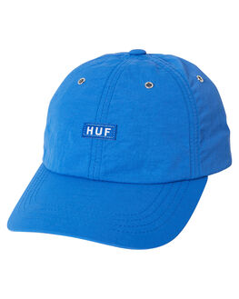 OLYMPIAN BLUE MENS ACCESSORIES HUF HEADWEAR - HT00443OLBLU