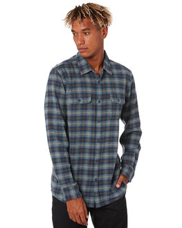 GREEN MENS CLOTHING RIP CURL SHIRTS - CSHJT80060