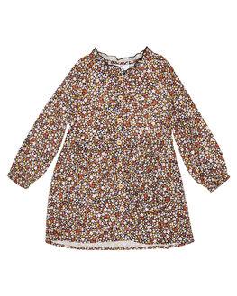 WILD BLOOM PRINT KIDS GIRLS EVES SISTER DRESSES + PLAYSUITS - 8055019PRNT