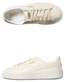 OATMEAL WOMENS FOOTWEAR PUMA SNEAKERS - 36331402OAT