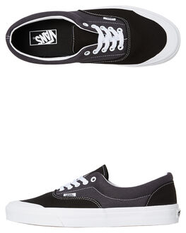 BLACK MENS FOOTWEAR VANS SNEAKERS - VNA4BTPTIQBLK