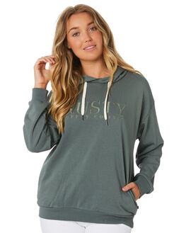 EVERGREEN WOMENS CLOTHING RUSTY JUMPERS - FTL0686EVG