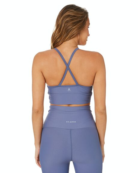 PURPLE WOMENS CLOTHING DK ACTIVE ACTIVEWEAR - DK05-001-PPL-XS