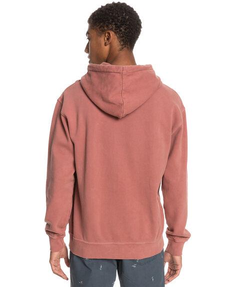 DESERT SAND MENS CLOTHING QUIKSILVER JUMPERS - EQYFT04315-MKT0