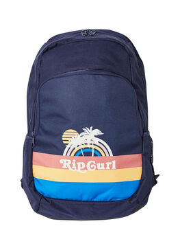 NAVY WOMENS ACCESSORIES RIP CURL BAGS + BACKPACKS - LBPMN10049