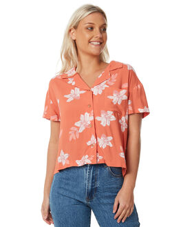 ORANGE WOMENS CLOTHING INSIGHT FASHION TOPS - 5000002394ORA