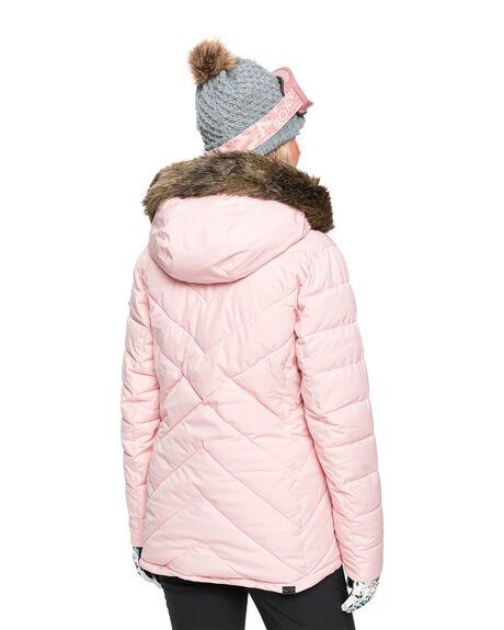 SILVER PINK BOARDSPORTS SNOW ROXY WOMENS - ERJTJ03272-MFC0