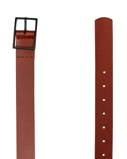 TAN MENS ACCESSORIES STATUS ANXIETY BELTS - SA8543TAN