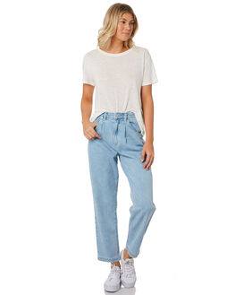 BRANDY WOMENS CLOTHING A.BRAND JEANS - 715784606