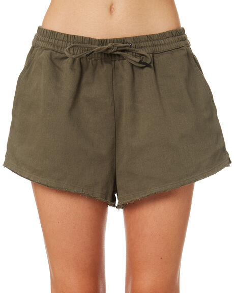 MOSS WOMENS CLOTHING ELEMENT SHORTS - 284356M08