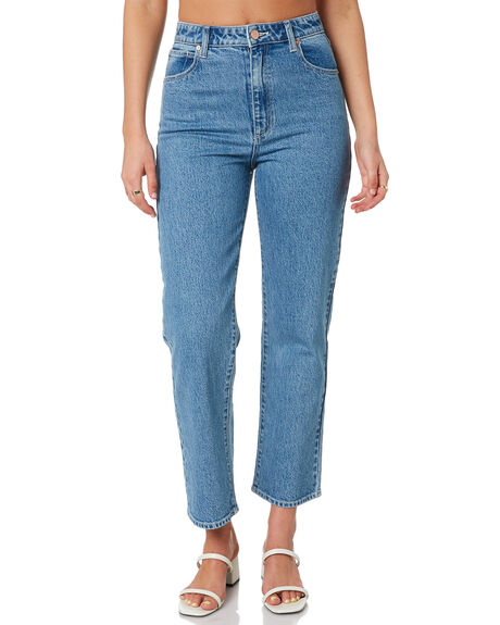 STEPHANIE WOMENS CLOTHING ABRAND JEANS - 71902-5345