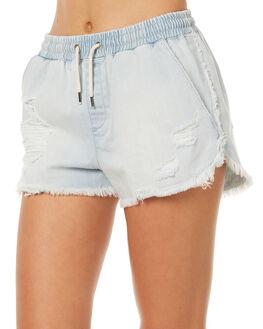 CLEAR SKY WOMENS CLOTHING BILLABONG SHORTS - 6572280CSY
