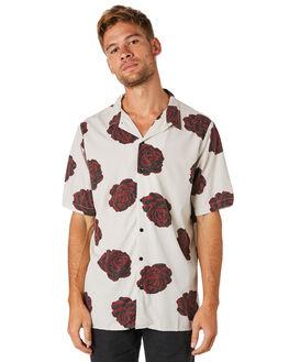 GREIGE MENS CLOTHING THRILLS SHIRTS - TS8-202AGRG