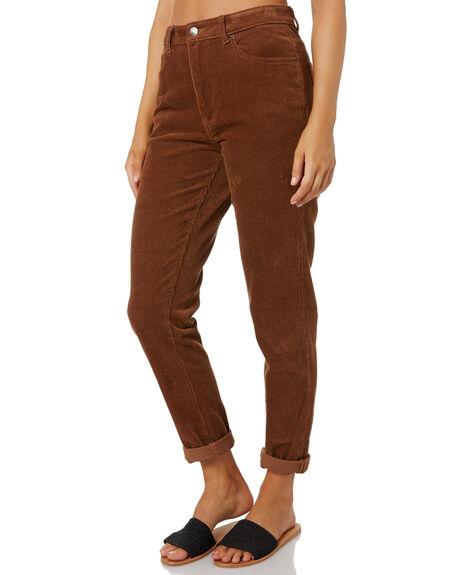 TORTOISE SHELL WOMENS CLOTHING RUSTY PANTS - PAL1159TOR