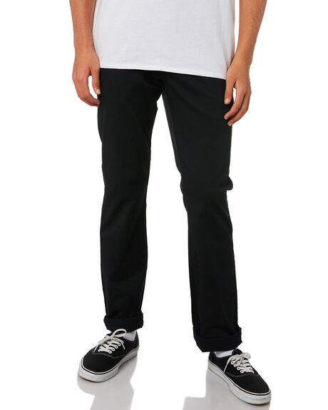 BLACK MENS CLOTHING BILLABONG PANTS - 9581307BLK