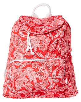 RUBYRED KIDS GIRLS SEAFOLLY BAGS + BACKPACKS - 75504-BGRRED