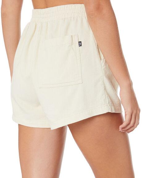 OFF WHITE WOMENS CLOTHING STUSSY SHORTS - ST193603OFWT