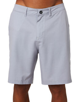 LT GREY MENS CLOTHING SWELL SHORTS - S5202242LTGRY