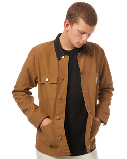 HAMILTON BROWN MENS CLOTHING CARHARTT JACKETS - IO21118HZ02