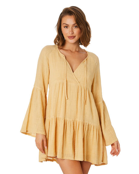 HONEY WOMENS CLOTHING THE HIDDEN WAY DRESSES - H8221450HNY