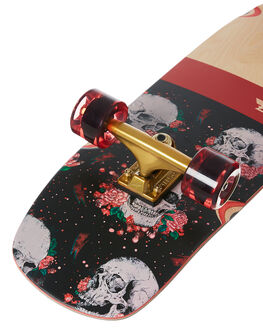 RED BOARDSPORTS SKATE DUSTERS COMPLETES - 10531494RED
