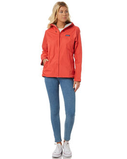 TOMATO WOMENS CLOTHING PATAGONIA JACKETS - 83807TMT