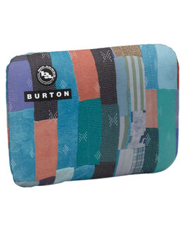 BLOCK QUILT PRINT MENS ACCESSORIES BURTON CAMPING GEAR - 167041446