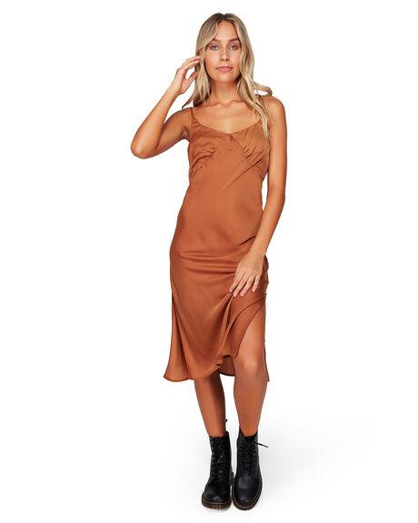 SPICE WOMENS CLOTHING BILLABONG DRESSES - BB-6592477-S85