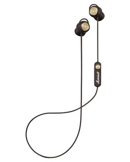 BROWN MENS ACCESSORIES MARSHALL AUDIO + CAMERAS - 156088BRN