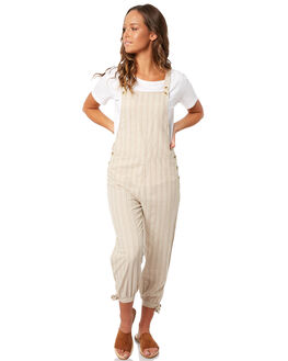 SAND WOMENS CLOTHING RHYTHM PLAYSUITS + OVERALLS - JUL18W-JS03SAN