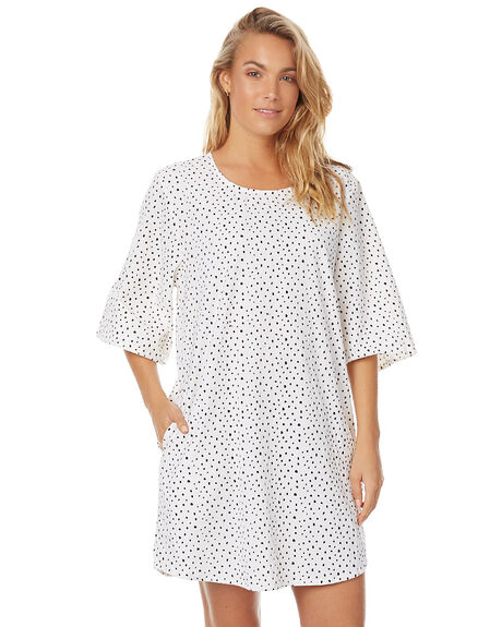 PRINT WOMENS CLOTHING ZULU AND ZEPHYR DRESSES - ZZ1449PRN