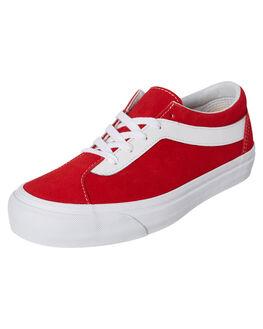 RED MENS FOOTWEAR VANS SNEAKERS - SSVNA3WLPULCM