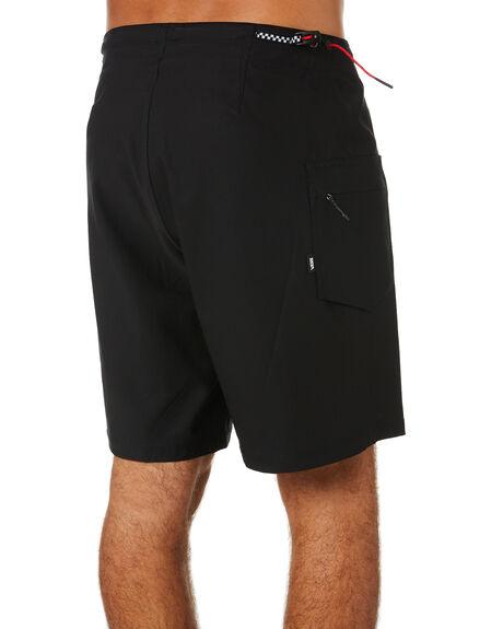 BLACK MENS CLOTHING VANS BOARDSHORTS - VNA49O3BLKBLK