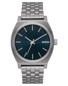 GUNMETAL INDIGO MENS ACCESSORIES NIXON WATCHES - A0452983