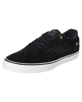 BLACK GOLD MENS FOOTWEAR EMERICA SKATE SHOES - 6102000096973