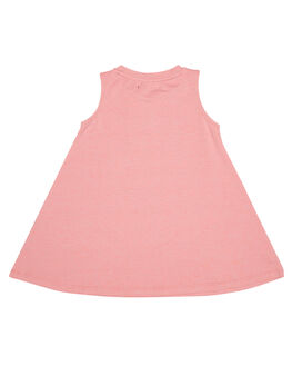 PINK KIDS TODDLER GIRLS LITTLE LORDS DRESSES + PLAYSUITS - SS18014PNK
