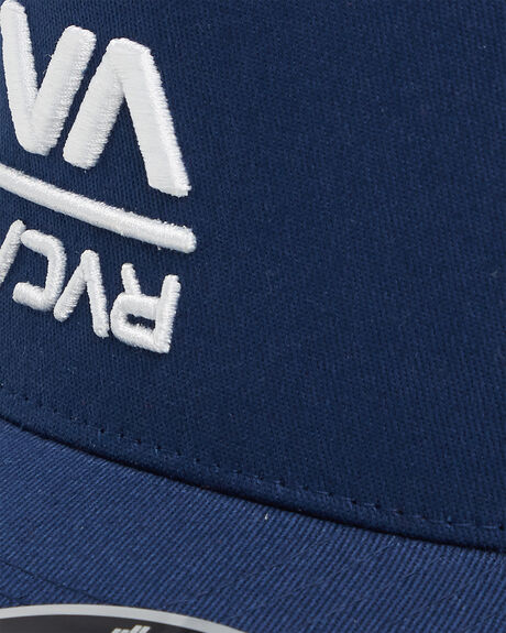 NAVY MENS ACCESSORIES RVCA HEADWEAR - RV-R192565-N10