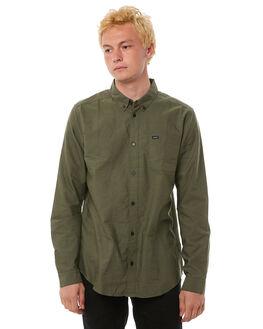 FATIGUE MENS CLOTHING RVCA SHIRTS - R141216FAT