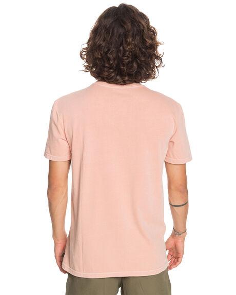 HENNA MENS CLOTHING QUIKSILVER TEES - EQYZT06120-CQN0